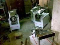 Ginger Garlic Paste Making Machine
