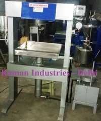 Motorized Hydraulic Juice Press
