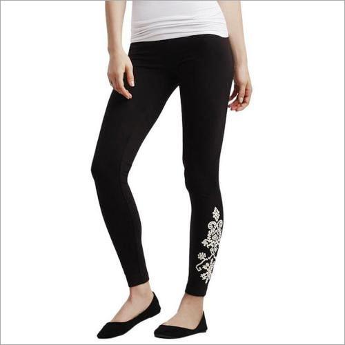 Designer Printed Legging