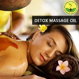 Detox Massage Oil