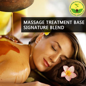 Massage Treatment Base Signature Blend