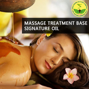 Massage Treatment Base Signature Oil