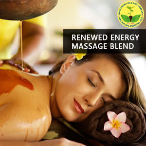Renewed Energy Massage Blend