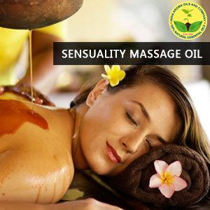 Sensuality Massage Oil