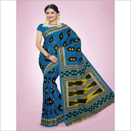Navy Blue Kanchipuram Silk Sarees