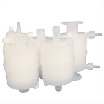 Hydrophobic PTFE Capsule Filter