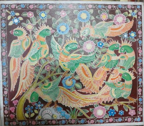 Kalamkari Mural Painting