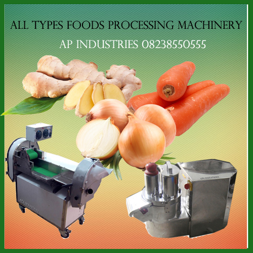 Food Processing Machine & Food Machine