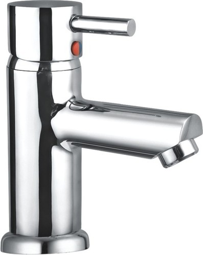 Brass Single Lever Basin Mixer Flora