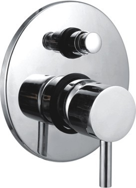Single Lever Concealed Diverter Hi Flow Flora