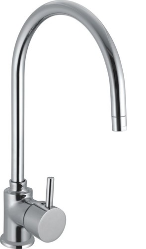 Single Lever Sink Mixer With Table Mounted