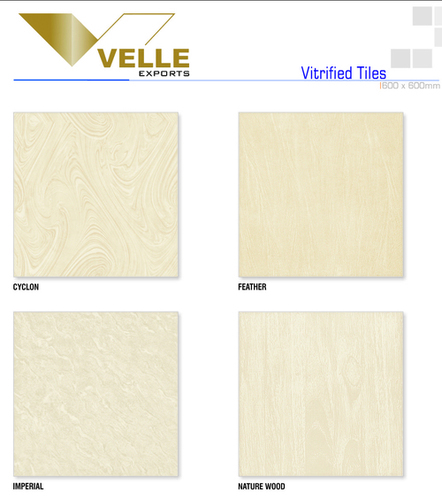 Nano Technology Vitrified Tiles