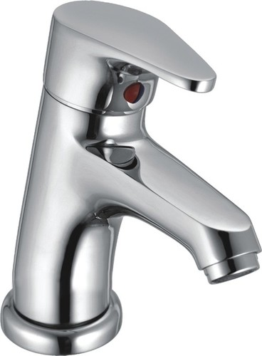 Brass S/L Basin Mixer Volta
