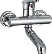 Brass SL Wall Mixer Without Shower