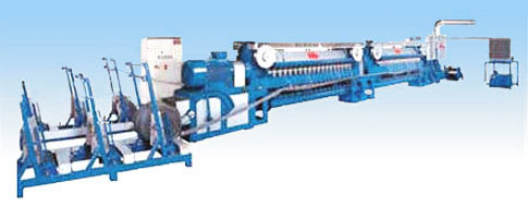 Stainless Steel Wool Machine
