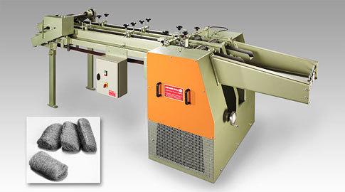 Steel Wool Processing Machine