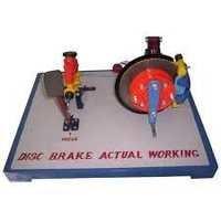 DISC BRAKE MODEL