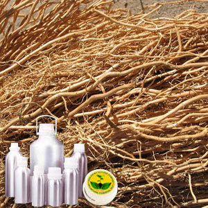 Vetiver Therapeutic Grade Oil