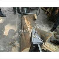 Electric Horizontal Log Splitter