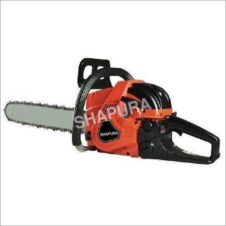 Petrol Chain Saw Machine