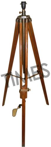 Lamp With Tripod