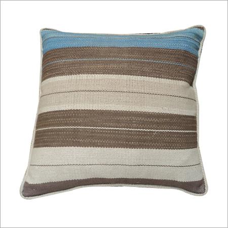 Designer Jute Cushions Cover