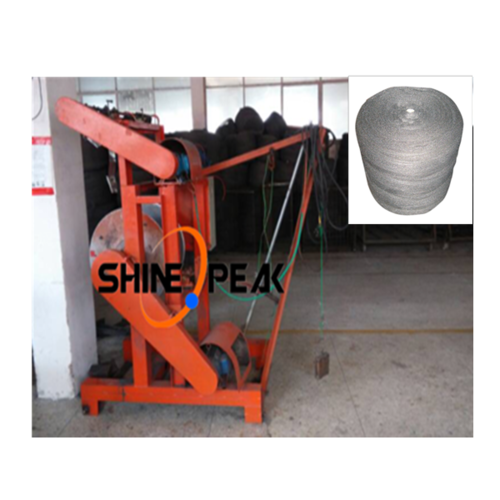 Steel Wool Big Roll Making Machine