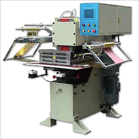 Die Cutting & Foil Stamping Machine