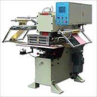 Die Cut and Foil Stamp Machine