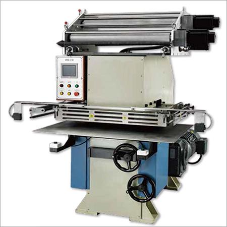 HS-120 Thick Die Cut & Foil Stamp Machine