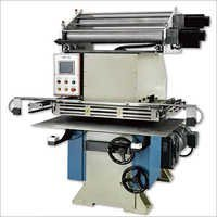 HS-120 Thick Die Cut & Foil Stamp Machine