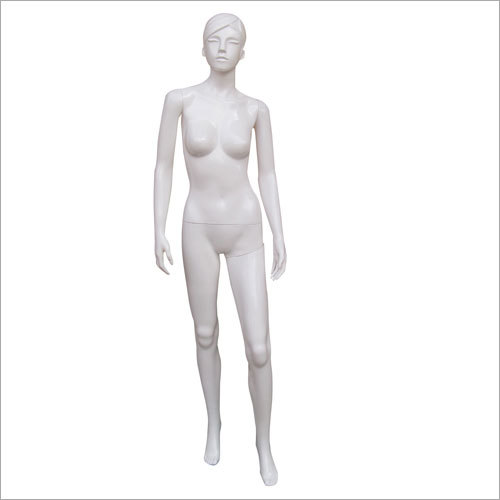 Glossy Female Mannequin