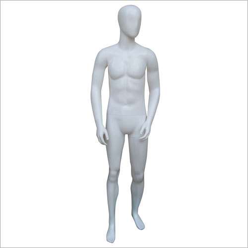 Male Glossy Mannequin