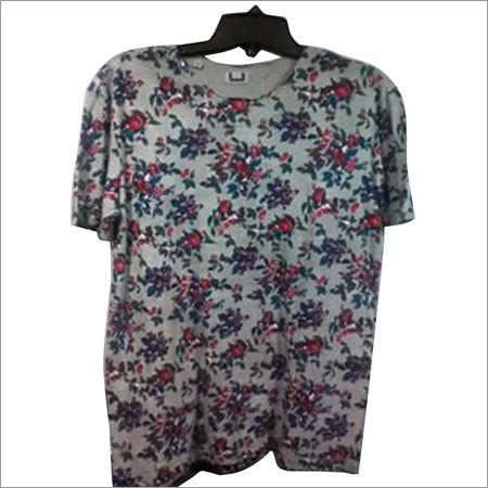 Gents Round Neck T-Shirt