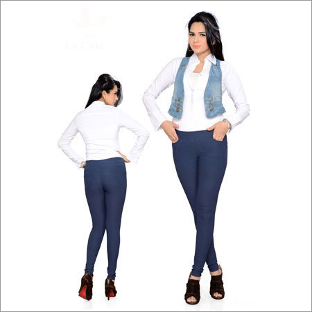 Corporate Top With Jeggings