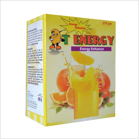 Energy drink vitamin-c with zinc