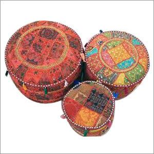 Handicraft Ottomanas