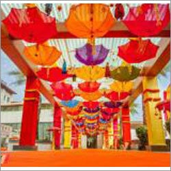 Rajasthani Handicraft Umbrella