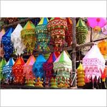 Handicraft Lamp Shades