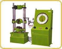 UNIVERSAL TESTING MACHINE (HYDRAULIC)