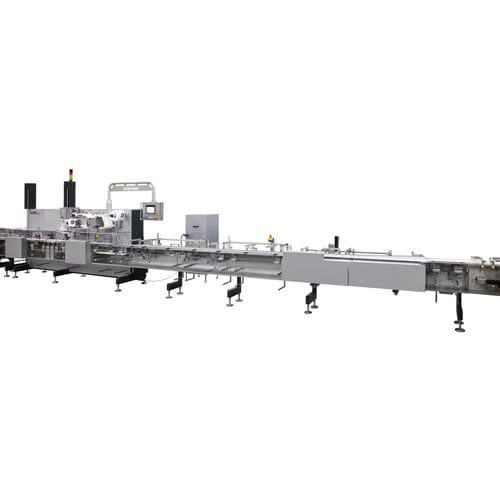Automatic High Speed Flow Wrap with Conveyor
