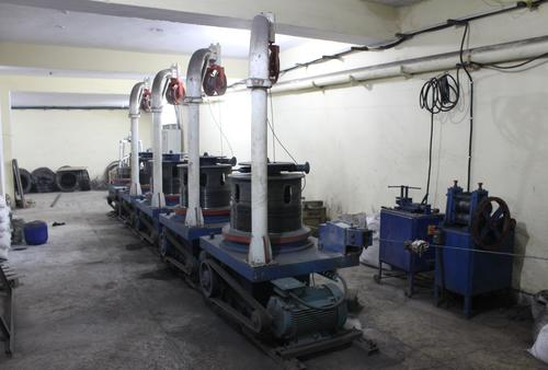 Our Production Machines