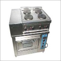 Electrical Hot Plate With Oven