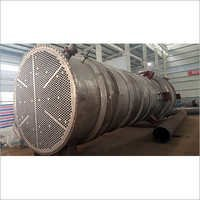 High Temperature Heat Exchanger