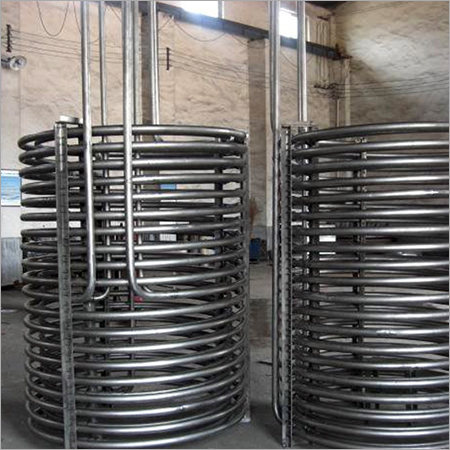 Tube Heat Exchanger Coil