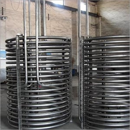 Tube Heat Exchanger Coil