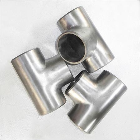 Titanium Tee Pipe Fittings