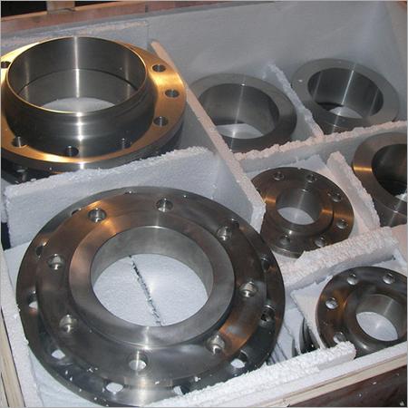 Titanium Exhaust Flange