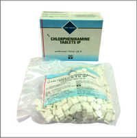 Chlorpheniramine Tablets IP