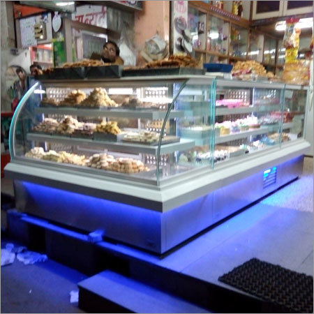 Display Bakery Counters